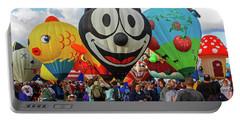 Balloon Fiesta Albuquerque II Portable Battery Charger