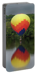 Balloon Reflections Portable Battery Charger