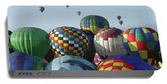 Balloon Traffic Jam Portable Battery Charger