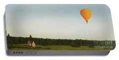 Balloons In Prince Edward Island Portable Battery Charger