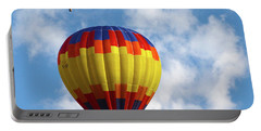 Balloons In The Cloud Portable Battery Charger
