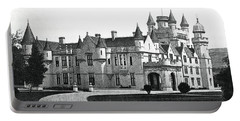 Balmoral Castle  Portable Battery Charger by English School