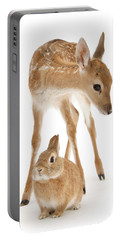 Bambi And Thumper Portable Battery Charger