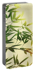 Bamboo Lightning Portable Battery Charger