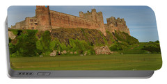 Bamburgh Castle Portable Battery Charger