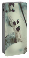 Banana Halloween Ghosts Portable Battery Charger