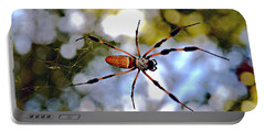 Banana Spider   1 Portable Battery Charger