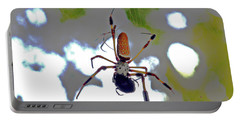 Banana Spider Lunch Time 1 Portable Battery Charger