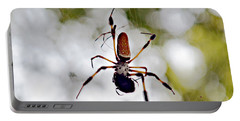 Banana Spider Lunch Time 2 Portable Battery Charger