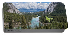 Banff - Golf Course Portable Battery Charger