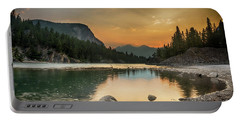 Banff Sunrise Portable Battery Charger