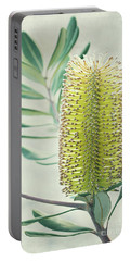 Portable Battery Charger featuring the photograph Banksia by Linda Lees