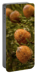 Portable Battery Charger featuring the photograph Banksia by Werner Padarin