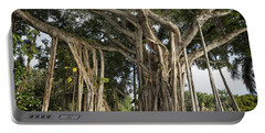 Banyan Tree At Bonnet House Portable Battery Charger