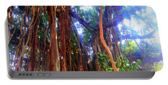 Banyan Tree Portable Battery Charger
