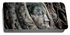 Banyan Tree Buddha Portable Battery Charger