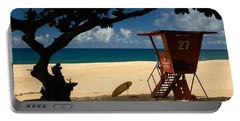 Banzai Beach Portable Battery Charger