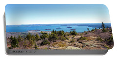 Bar Harbor From Cadillac Portable Battery Charger
