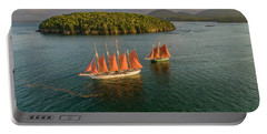 Sailing Thru Life The Downeast Way Portable Battery Charger