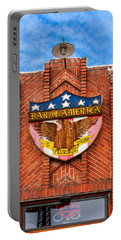 Bar Of America Portable Battery Charger