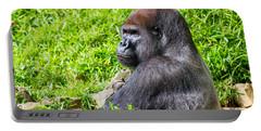 Baraka - Western Lowalnd Silverback Gorilla Portable Battery Charger