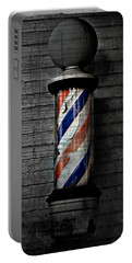 Barber Pole Blues  Portable Battery Charger
