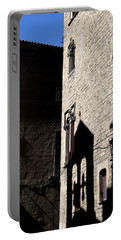 Portable Battery Charger featuring the photograph Barcelona 2 by Andrew Fare