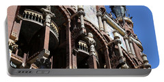 Portable Battery Charger featuring the photograph Barcelona 4 by Andrew Fare