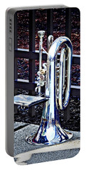 Baritone Horn Before Parade Portable Battery Charger