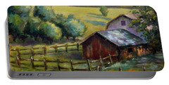 Barn And Field Portable Battery Charger