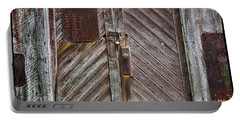 Barn Door Appalachia Portable Battery Charger