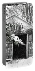 Barn Door Darkly Portable Battery Charger