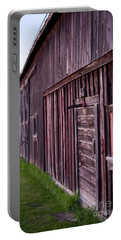 Barn Door Small Portable Battery Charger