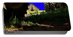 Barn From Under The Equipment Portable Battery Charger