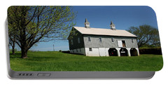 Barn In The Country - Bayonet Farm Portable Battery Charger