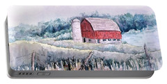 Barn On Weinman Road Portable Battery Charger