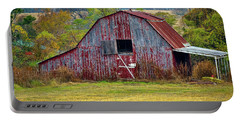 Barn On White Oak Road 2 Portable Battery Charger