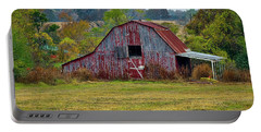 Barn On White Oak Road Portable Battery Charger