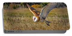 Barn Owl Flight 6 Portable Battery Charger