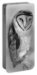 Barn Owl II Portable Battery Charger