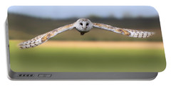 Barn Owl Swoop Portable Battery Charger
