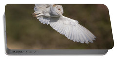 Barn Owl Wings Portable Battery Charger