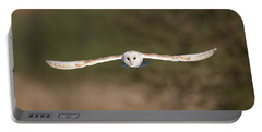 Barn Owl Wingspan Portable Battery Charger