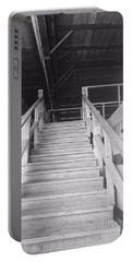 Barn Stairs Portable Battery Charger