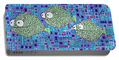 Barnacle Fish Portable Battery Charger