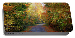 Barnes Road - Cropped Portable Battery Charger