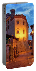 Portable Battery Charger featuring the photograph Barolo Morning by Brian Jannsen