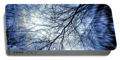 Barren Branches Portable Battery Charger