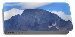 Portable Battery Charger featuring the photograph Barren Mountain Landscape Colorado by Dan Sproul