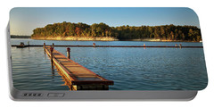 Barren River Lake Dock Portable Battery Charger